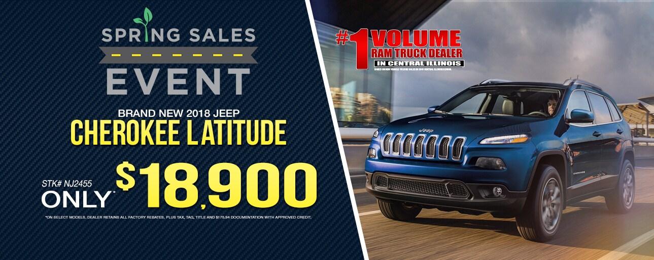 Sam Leman Morton | New Chrysler Dodge Jeep RAM Fiat & Used Car ...