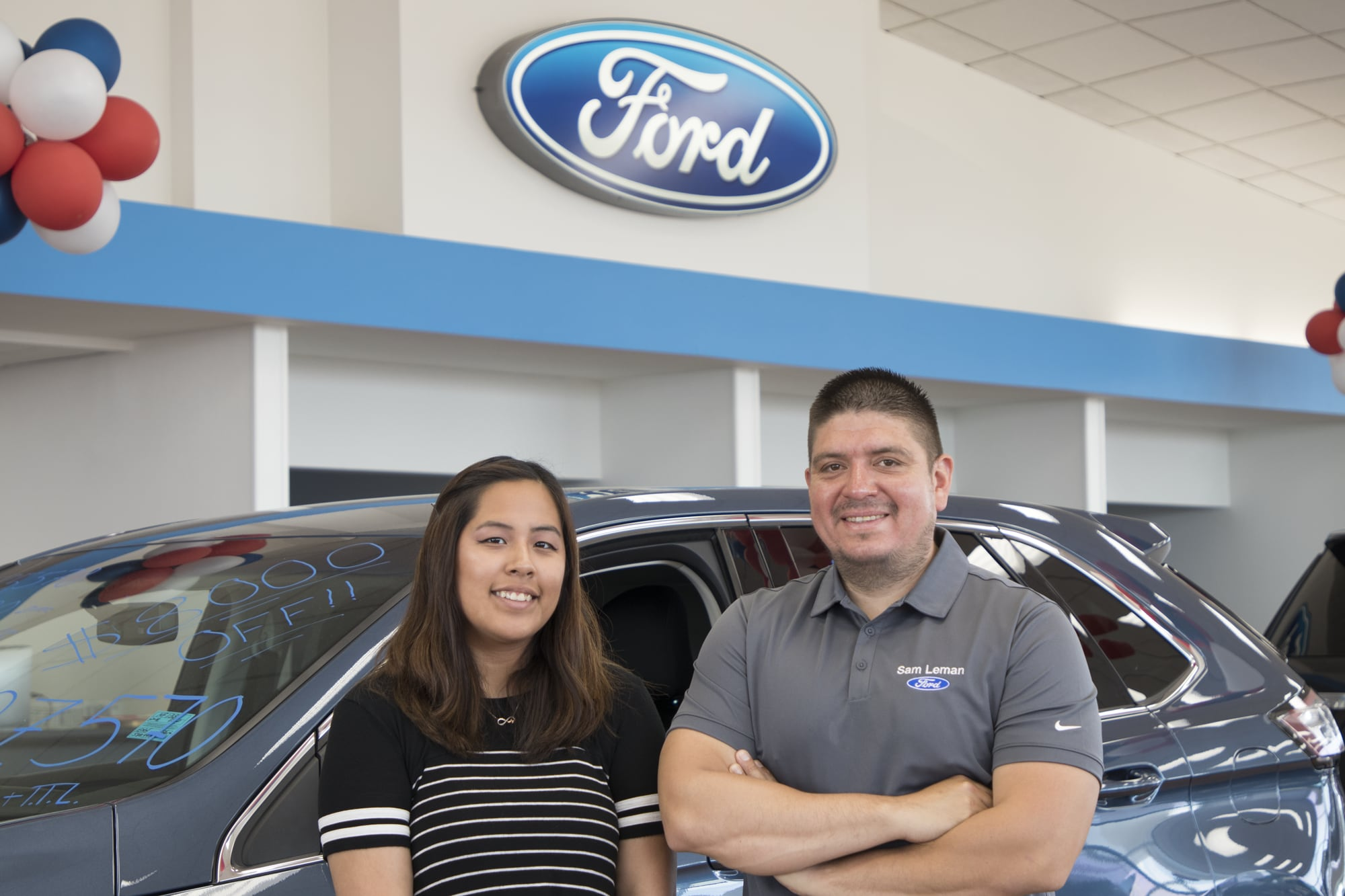 Sam Leman Ford