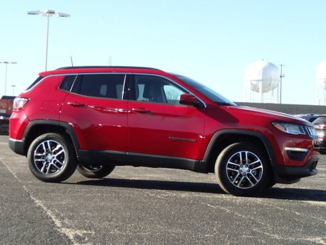 New 2017 Jeep Compass LATITUDE 4X4 Sport Utility For Sale