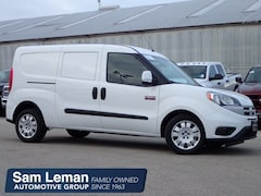 New 2017 Ram ProMaster City SLT Van Cargo ZFBERFBB0H6D54225 for sale in Peoria, IL at Sam Leman Chrysler Dodge Jeep Ram of Peoria