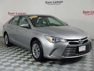 Used 2017 Toyota Camry Sedan For Sale in Bloomington, Il