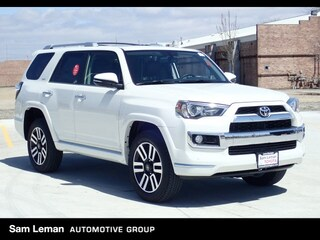 New 2018 Toyota 4Runner Limited SUV For Sale in Bloomington, Il