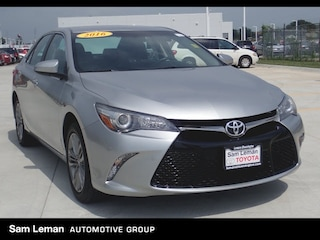 Used 2016 Toyota Camry Sedan For Sale in Bloomington, Il