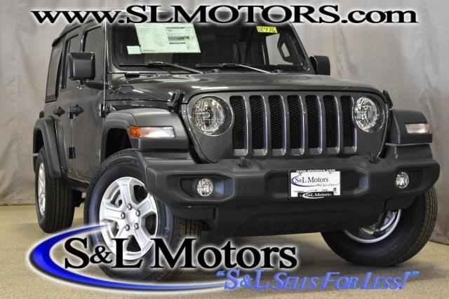 S And L Motors >> 2019 Jeep Wrangler For Sale In Pulaski Wi S L Motors