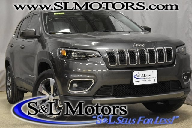 2019 Jeep Cherokee LIMITED 4X4 Sport Utility for Sale in Pualski WI