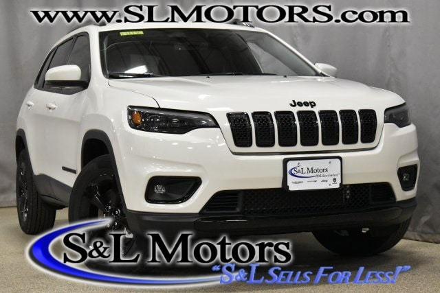 2019 Jeep Cherokee ALTITUDE 4X4 Sport Utility for Sale in Pualski WI