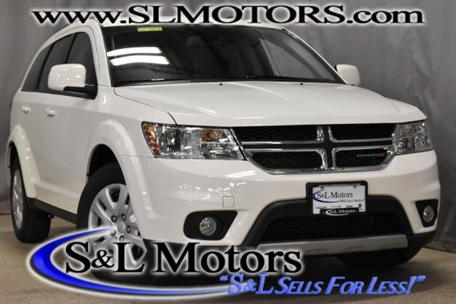 2018 Dodge Journey V6 VALUE PACKAGE Sport Utility
