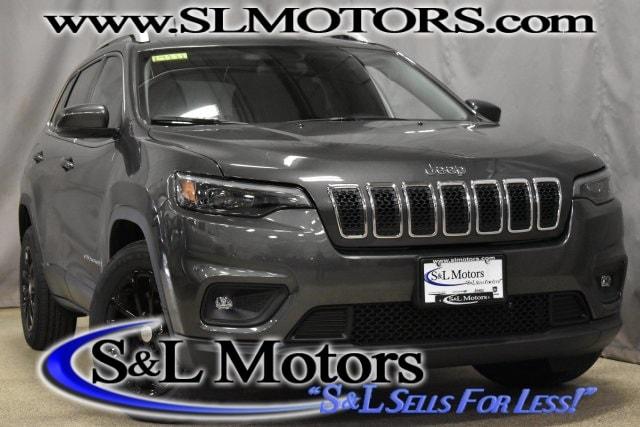 2019 Jeep Cherokee LATITUDE PLUS FWD Sport Utility for Sale in Pualski WI