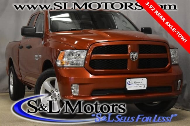 2013 Ram 1500 Express Extended Cab