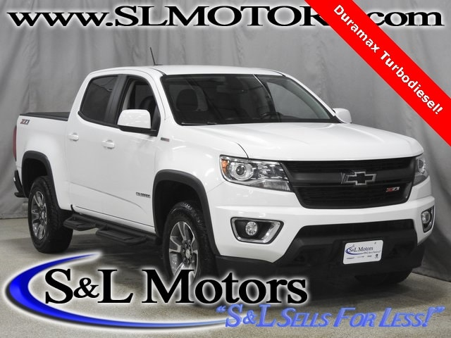 Used 2017 Chevrolet Colorado For Sale at S&L Motors | VIN: 1GCPTDE18H1170126