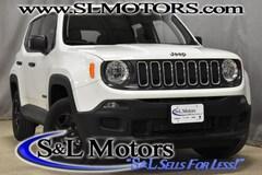New 2018 Jeep Renegade SPORT 4X4 Sport Utility for Sale in Pulaski WI