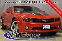 Used 2010 Chevrolet Camaro LT Coupe in Pulaski WI