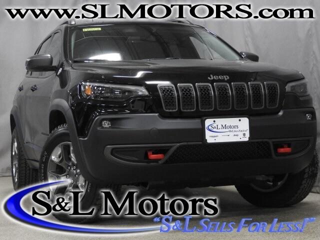 2019 Jeep Cherokee TRAILHAWK ELITE 4X4 Sport Utility for Sale in Pualski WI