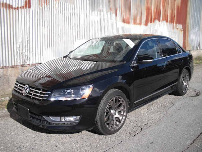 2015 Volkswagen Passat 2.0 TDI Highline Sedan