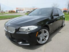 2012 BMW 550i xDrive M-Sposrts Pkg, Navi, Back & Surround Cam Sedan