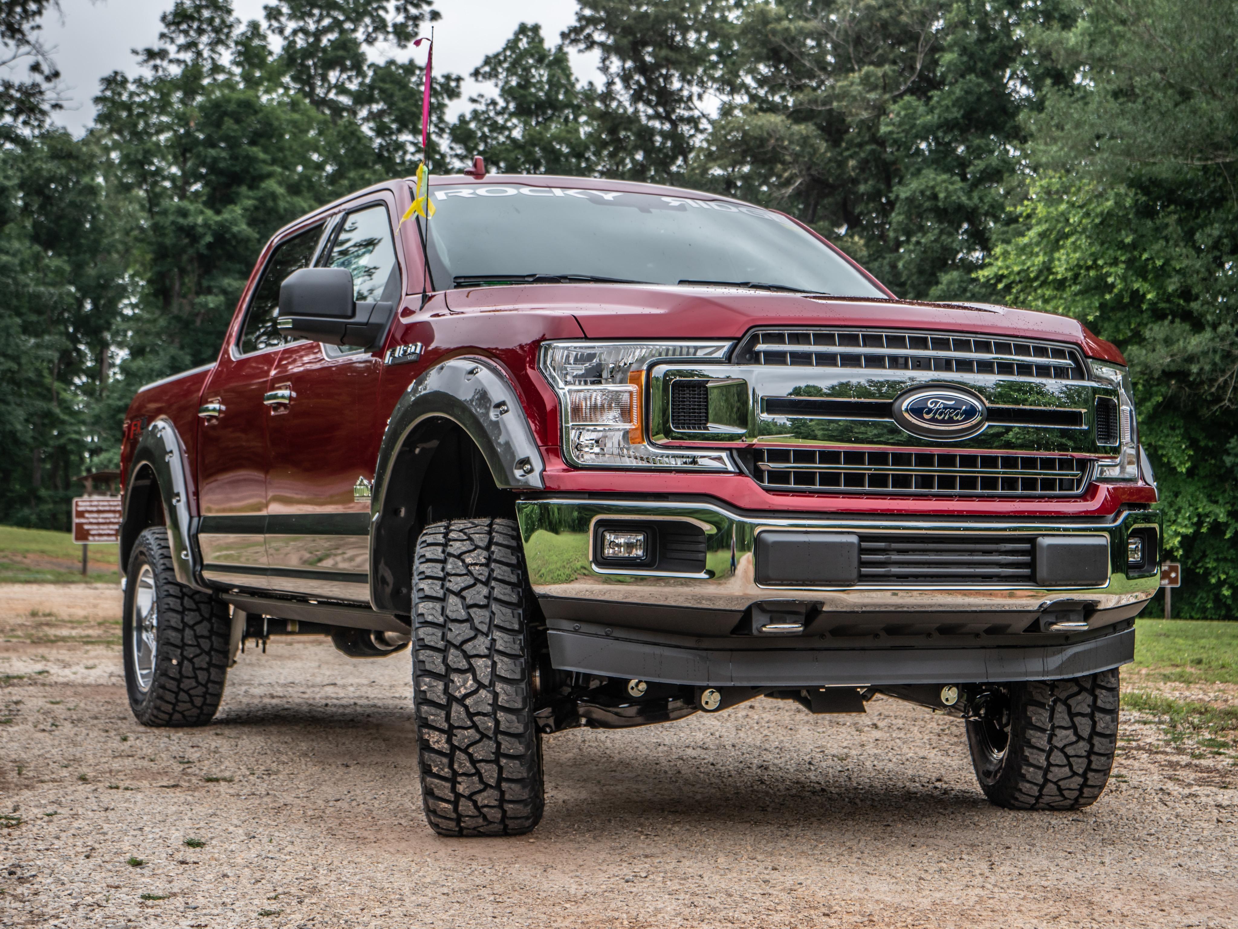 Sam Scism Ford >> Rocky Ridge Trucks Sam Scism Ford