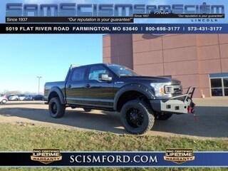 2018 Ford F-150 XLT Rocky Ridge Truck