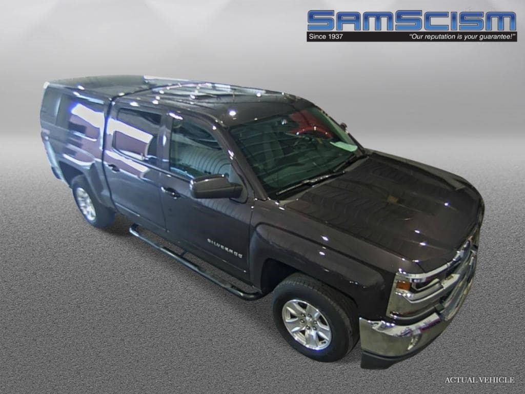 2016 Chevrolet Silverado 1500 LT w/1LT Truck