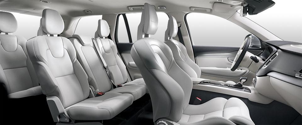 Volvo XC90 Luxury SUV at Sandberg Volvo Cars | Vehicles for