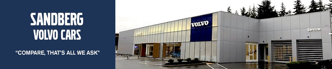 Used Cars for Sale in Lynwood WA at Sandberg Volvo Cars