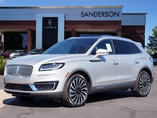 2019 Lincoln Nautilus Black Label Black Label Crossover
