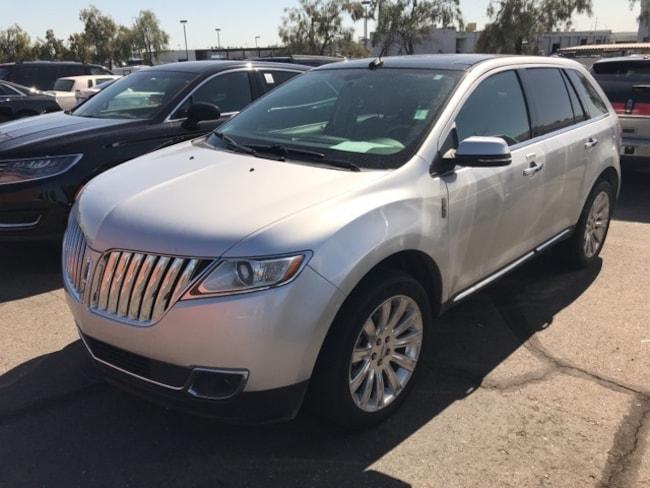 2013 Lincoln MKX Base SUV