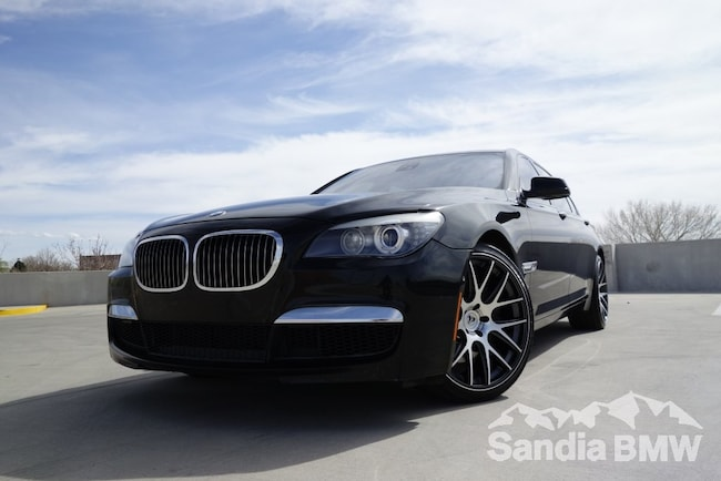 2010 BMW 7 Series 760Li Sedan