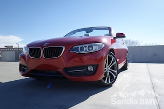 Used 2016 BMW 2 Series 228i Convertible in Houston