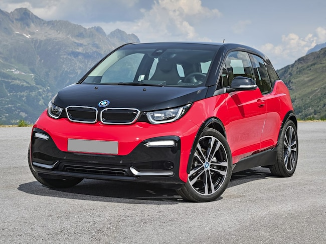 New 2018 Bmw I3 With Range Extender For Sale At Sandia Bmw Vin