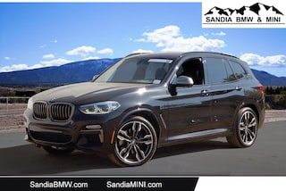 2018 BMW X3 M40i SUV in [Company City]