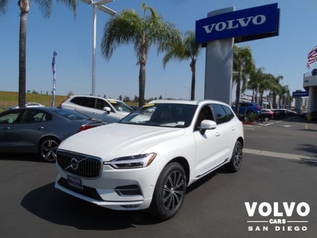 New 2019 Volvo XC60 T5 Inscription SUV For Sale/Lease San Diego, CA
