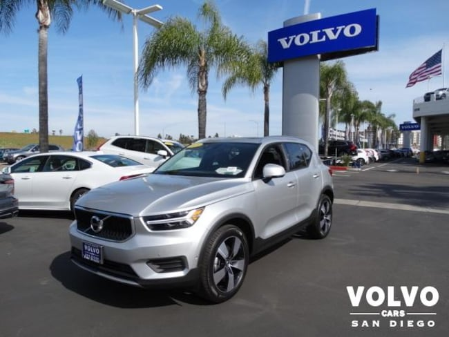 New 2019 Volvo XC40 T5 Momentum SUV For Sale/Lease San Diego, CA