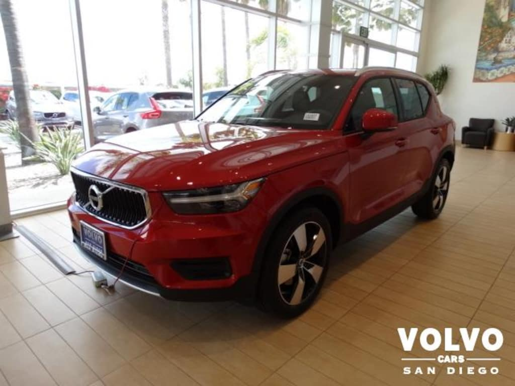 New 2019 Volvo Xc40 For Sale Lease San Diego Ca Stock 191607