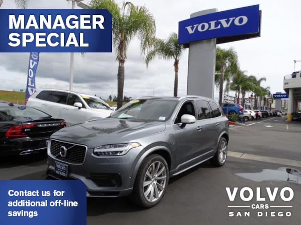 New 2019 Volvo Xc90 Hybrid For Sale Lease San Diego Ca Stock 191423