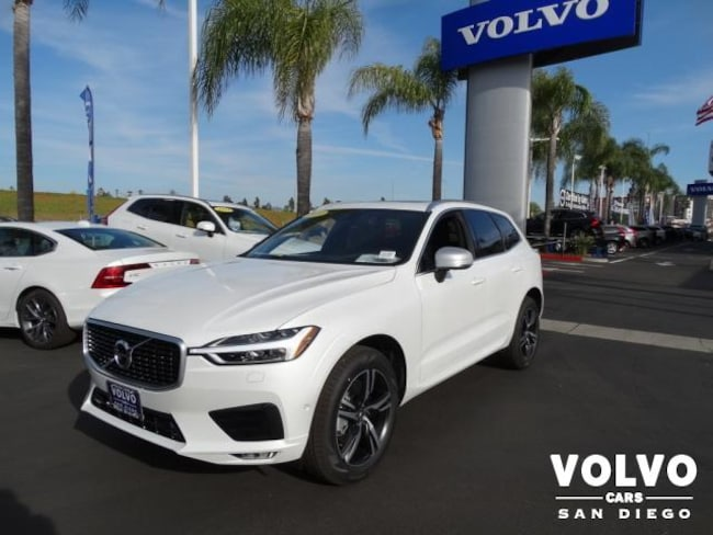 New 2019 Volvo XC60 T6 R-Design SUV For Sale/Lease San Diego, CA