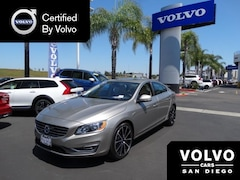 Certified Pre-Owned 2016 Volvo S60 4dr Sdn T5 Drive-E Premier FWD Sedan YV126MFKXG2410546 in San Diego CA