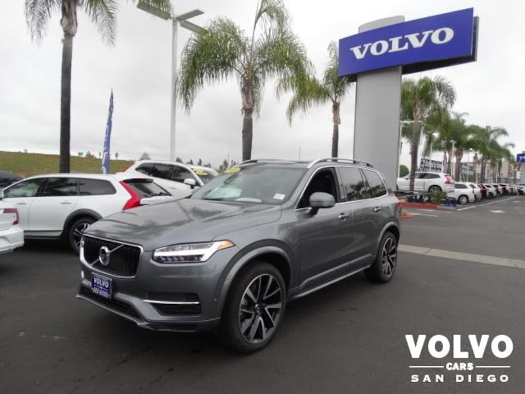 New 2019 Volvo Xc90 Hybrid For Sale Lease San Diego Ca Stock 191571