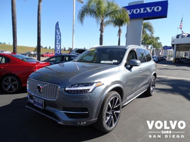 New 2019 Volvo XC90 T6 Inscription SUV For Sale/Lease San Diego, CA