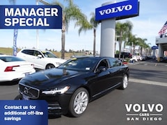 New 2019 Volvo S90 Hybrid T8 Inscription Sedan For sale in San Diego CA, near Escondido.