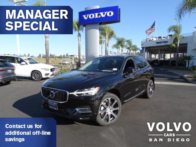New 2019 Volvo XC60 Hybrid T8 Inscription SUV For Sale/Lease San Diego, CA