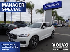 New 2019 Volvo XC60 T5 R-Design SUV For sale in San Diego CA, near Escondido.