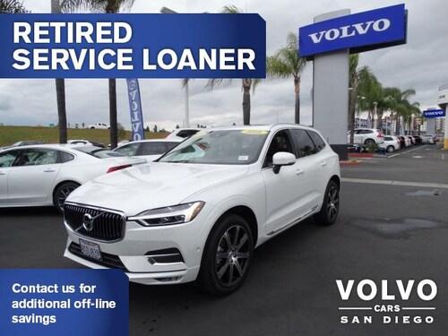 2019 Volvo XC60 SUV