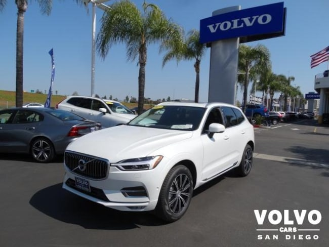 New 2019 Volvo XC60 T6 Inscription SUV For Sale/Lease San Diego, CA