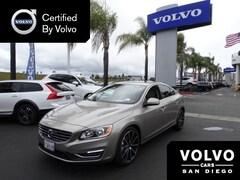 Certified Pre-Owned 2016 Volvo S60 4dr Sdn T5 Drive-E Premier FWD Sedan YV126MFK2G2413554 in San Diego CA