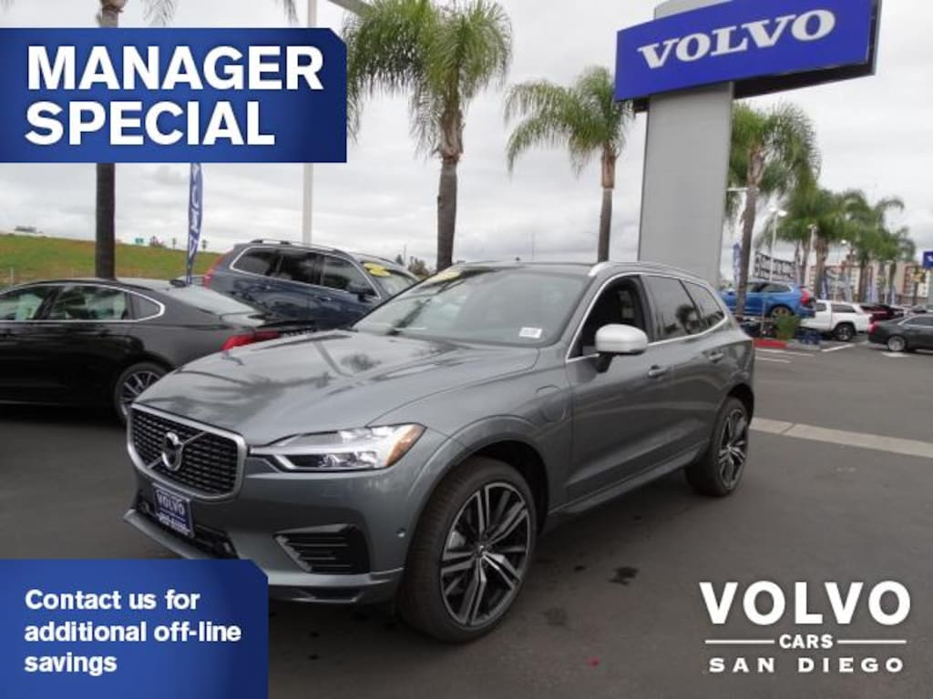 Cars For Sale San Diego >> New 2019 Volvo Xc60 Hybrid For Sale Lease San Diego Ca Stock