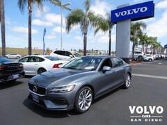 New 2019 Volvo S60 T6 Momentum Sedan For sale in San Diego CA, near Escondido.