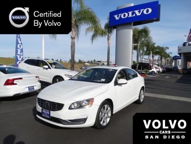2016 Volvo S60 T5 Drive-E Premier Sedan