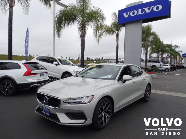 Volvo San Diego >> New 2019 Volvo S60 For Sale Lease San Diego Ca Stock 191625