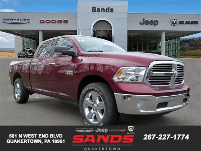 New 2018 Ram 1500 BIG HORN CREW CAB 4X4 6'4 BOX Crew Cab For Sale in Quakertown, PA