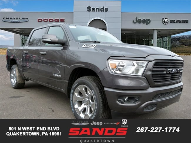 New 2019 Ram 1500 BIG HORN / LONE STAR CREW CAB 4X4 5'7 BOX Crew Cab For Sale in Quakertown, PA